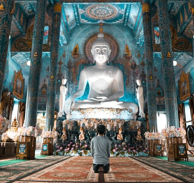 reistips tempelbezoek Thailand Myanmar