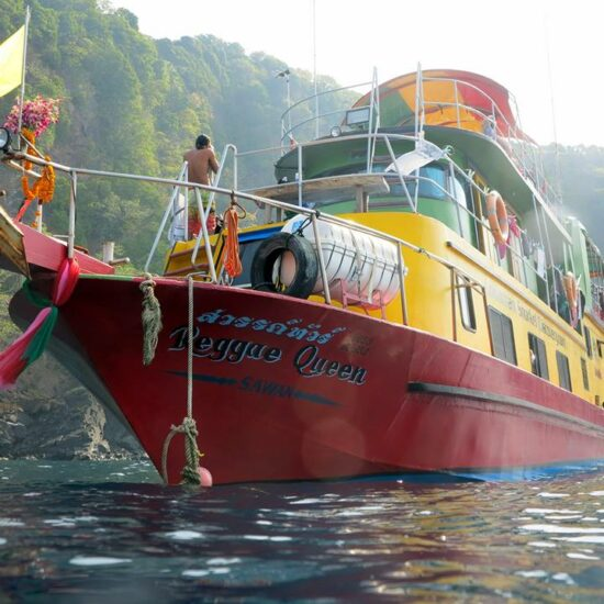 bootreis Thailand