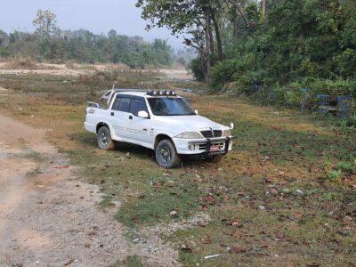 Nepal glamping