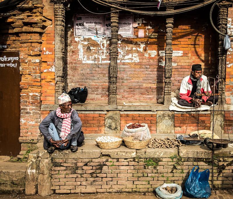 Bhaktapur bezoek