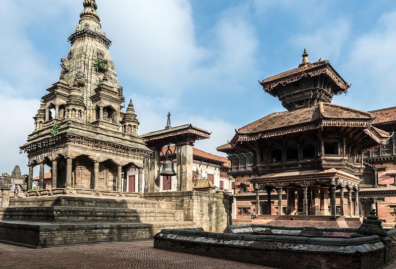 Nepal tempels
