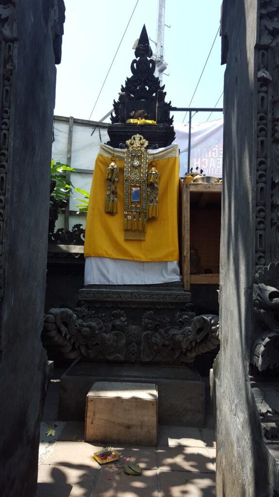 Bali hindoeïsme reis