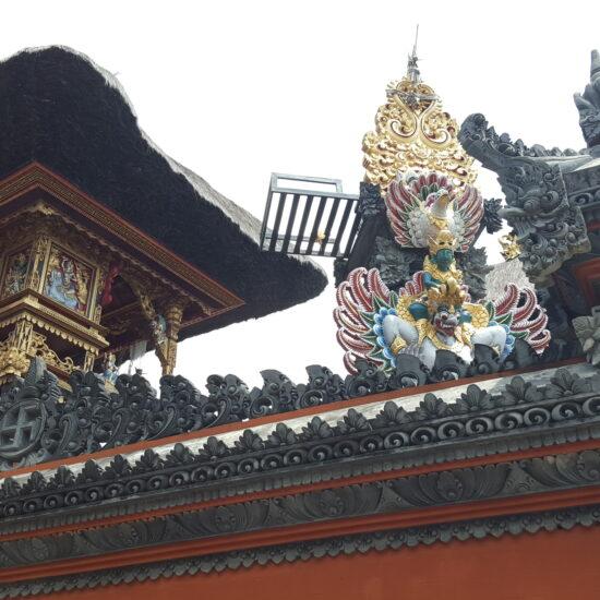 Tempel Bali reis