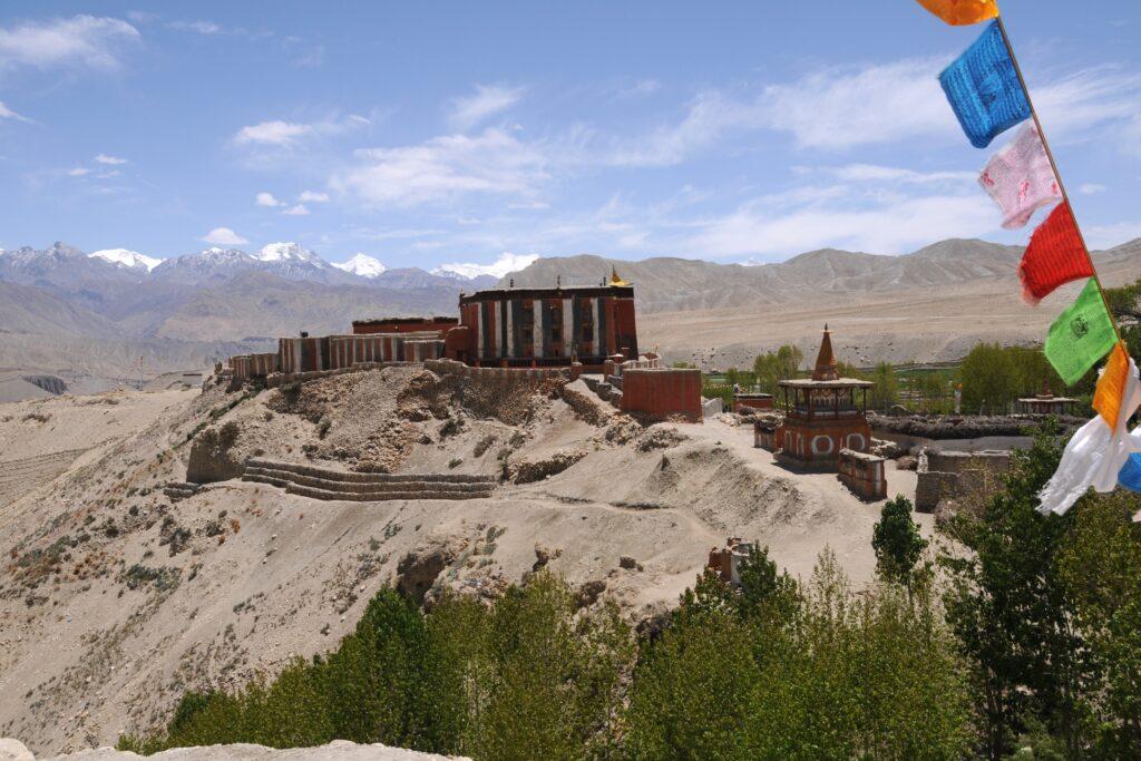 nepal tibet reizen