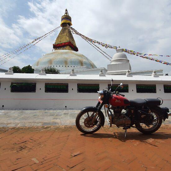 motorreis Nepal