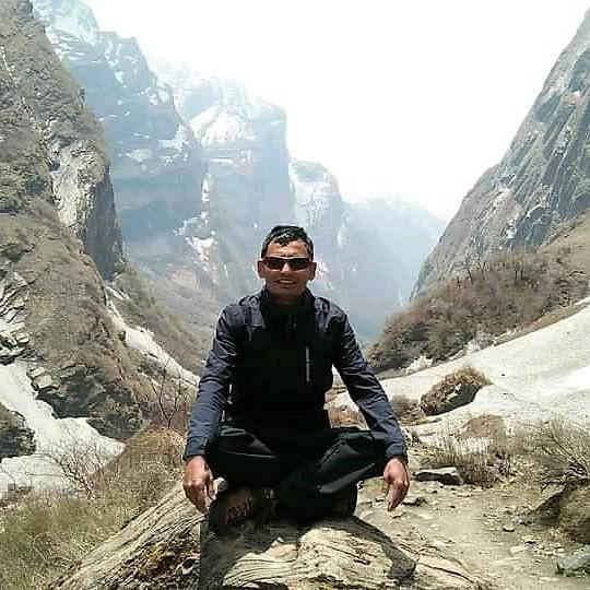 berggids Nepal